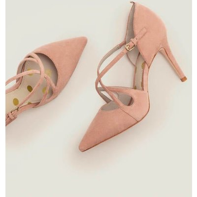 Rosemary Heels Natural Women Boden, Pink