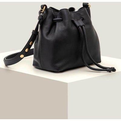 Mini Octavia Drawstring Bag Navy Women Boden, Navy