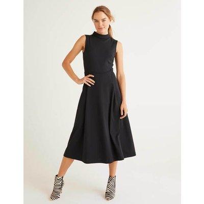 Miriam Ponte Midi Dress Black Women Boden, Black