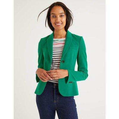 Smyth Ponte Blazer Green Women Boden, Green