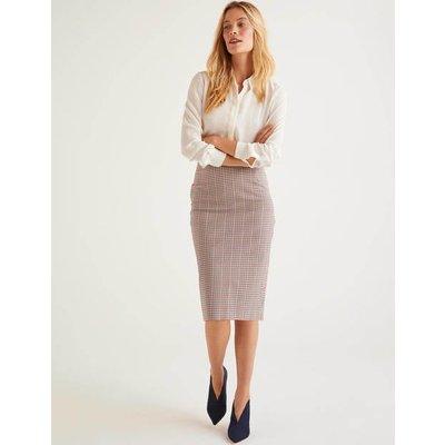 Kensington Pencil Skirt Navy Women Boden, Navy