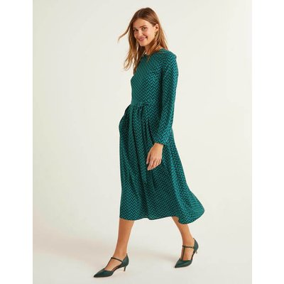 Lydia Dress Green Women Boden, Green
