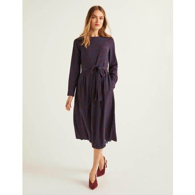 Lydia Dress Brown Women Boden, Brown