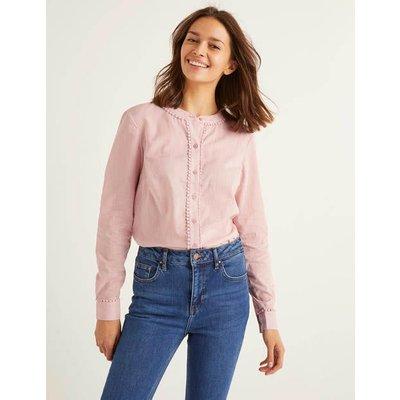 Mirabelle Blouse Pink Women Boden, Pink