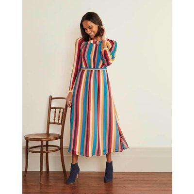 Erica Dress Multi Women Boden, Multicouloured