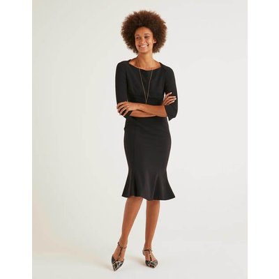 Violette Dress Black Women Boden, Black