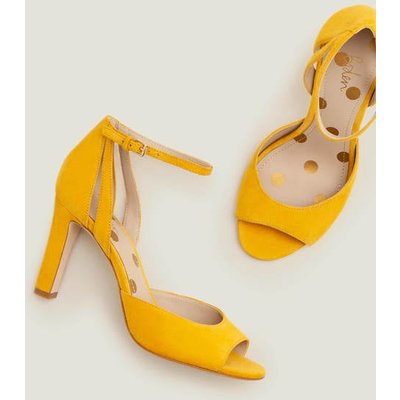 Kathleen Heels Yellow Women Boden, Yellow