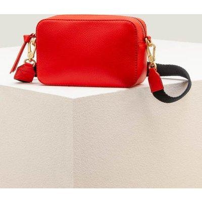 Valeria Crossbody Bag Red Women Boden, Navy