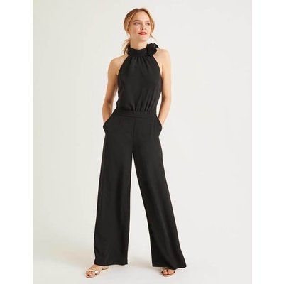 Angelica Jumpsuit Black Women Boden, Black