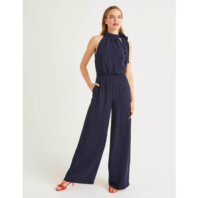 Angelica Jumpsuit Navy Women Boden, Navy