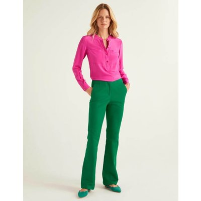 Westmoreland Bootcut Trousers Forest Women Boden, Forest