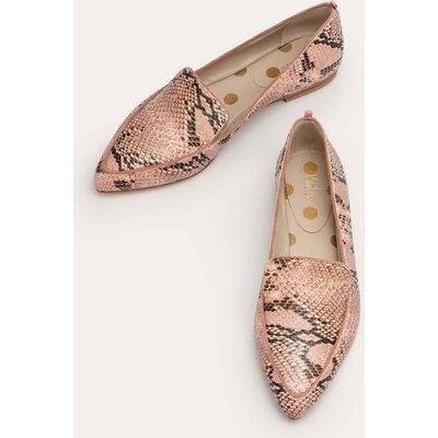 Emma Flexi Sole Shoes Pink Women Boden, Pink