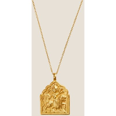 Goddess Charms Warrior Gold Boden, Gold