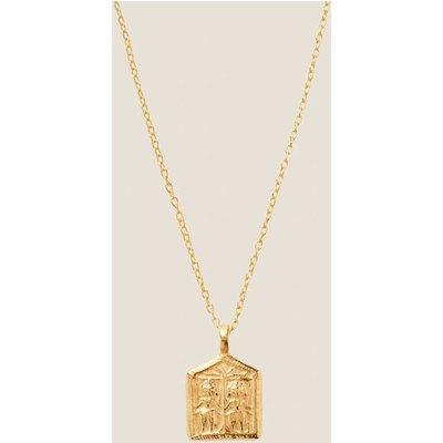 Goddess Charms Love Gold Boden, Gold