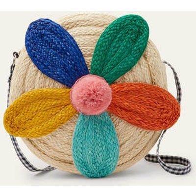 Fun Summer Bag Rainbow Flower Boden, Rainbow Flower
