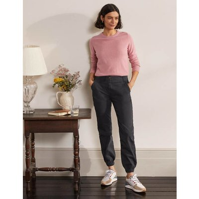 Gowrie Trousers Black Boden, Black
