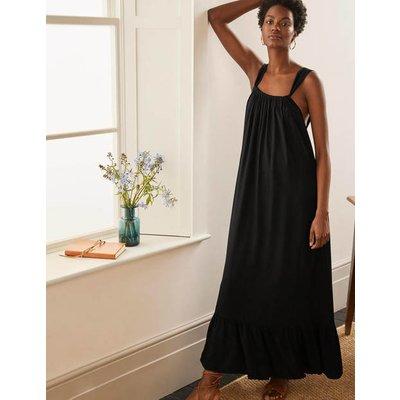 Low Back Maxi Sundress Black Women Boden, Black