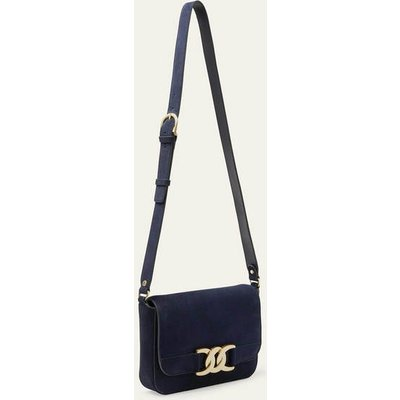 Rebecca Crossbody Bag Navy Suede Women Boden, Navy Suede