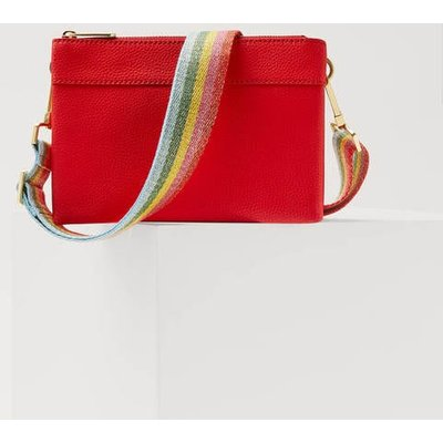Clementine Crossbody Bag Cherry Red Women Boden, Cherry Red