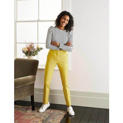 Richmond Trousers Chartreuse Women Boden, Chartreuse