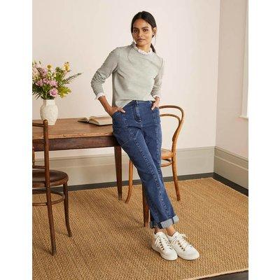 Abingdon Trousers Mid Vintage Boden, Mid Vintage