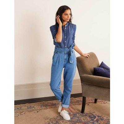 Bude Trousers Light Vintage Women Boden, Light Vintage
