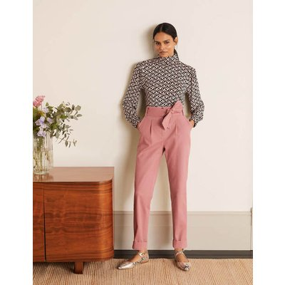 Bude Trousers Red Women Boden, Red