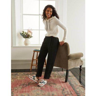 Albemarle Pull On Trousers Black Women Boden, Black