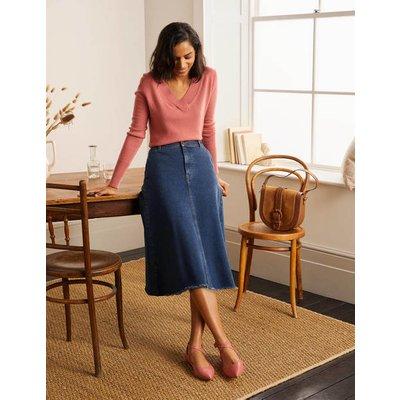 Effie Midi Skirt Mid Vintage Women Boden, Mid Vintage
