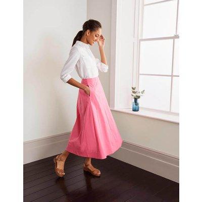 Marcia Midi Skirt Azalea Women Boden, Azalea