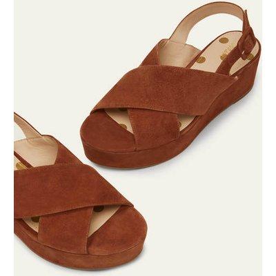 Olwen Sandals Tan Women Boden, Tan