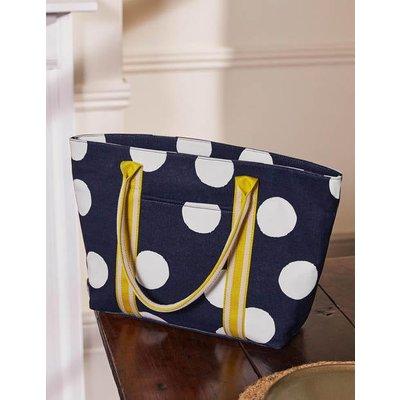 Picnic Cool Bag Navy Boden, Navy