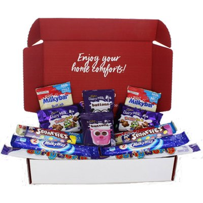 Brit Kit - Children's British Chocolate Selection - Yummy Tummy Kit
