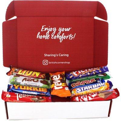 Brit Kit Letterbox - British Chocolate Goodies