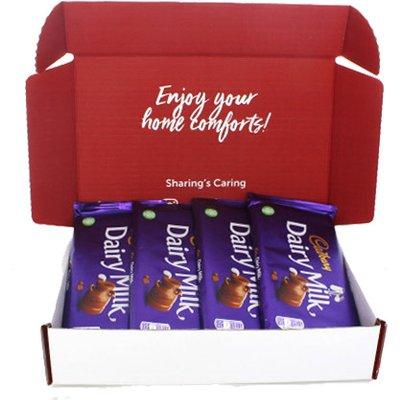 Brit Kit Letterbox - Cadbury Dairy Milk
