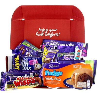 Brit Kit - Jumbo Cadbury Collection