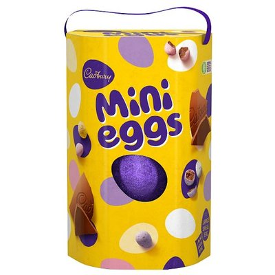 Cadbury Mini Eggs Large Easter Egg