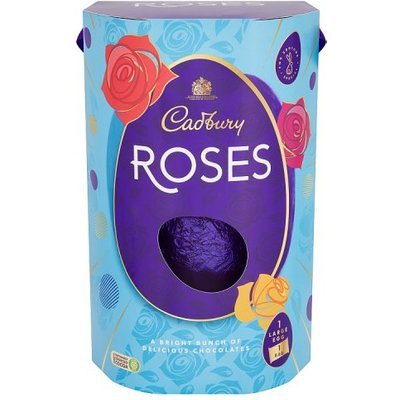 Cadbury Roses Easter Egg Large