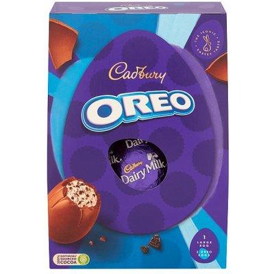 Cadbury Dairy Milk Oreo Easter Egg Large