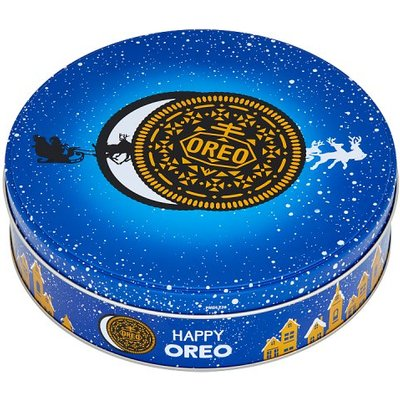 Oreo Assortment Seasonal Biscuit Tin