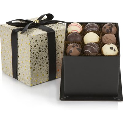 Luxury Chocolate Truffles Set