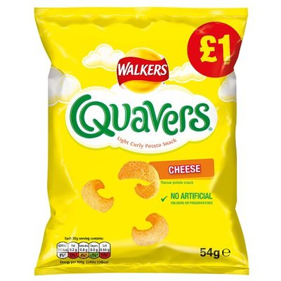 Quavers Cheese Share Bag
