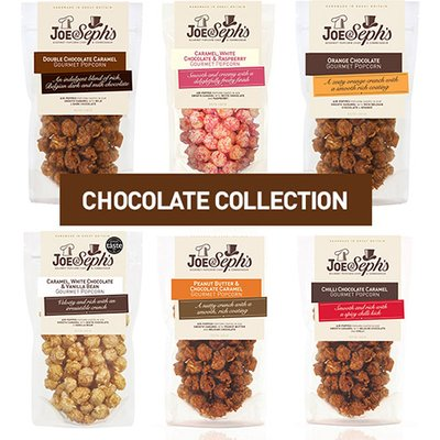 Joe and Seph's Chocolate Collection