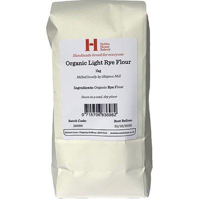 Hobbs House Bakery Premium Organic Light Rye Flour