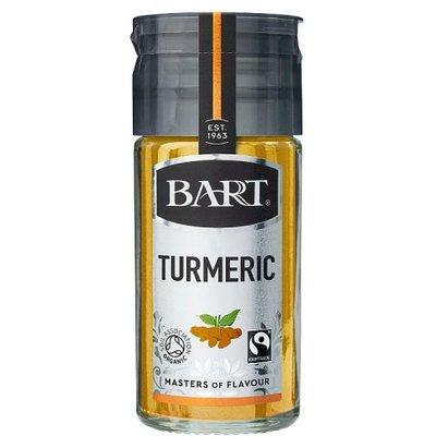 Bart Fairtrade Turmeric