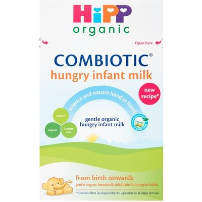 Hipp Organic Hungry Infant Milk