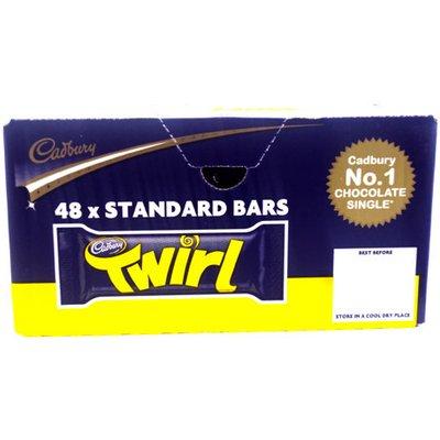 Cadbury Twirl - 48 x 43g