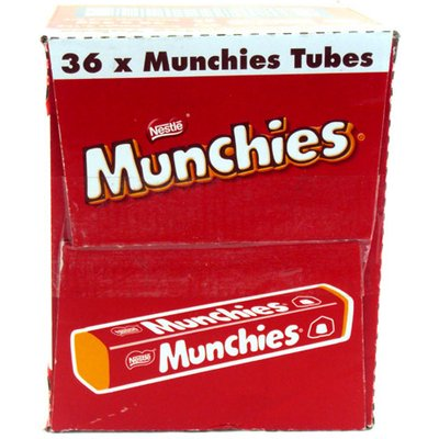 Nestle Munchies - 36 x 52g
