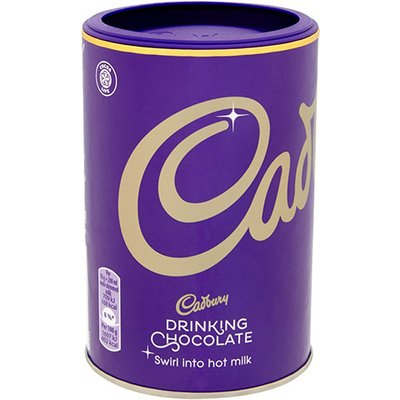 Cadburys Fairtrade Drinking Chocolate Add Milk