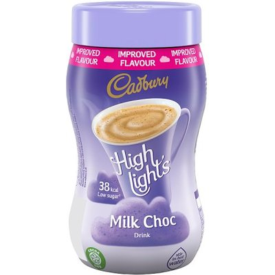 Cadbury Fairtrade Highlights Instant